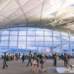 foto di International airport_Hong Kong