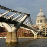 Foto di Millennium Bridge_Londra
