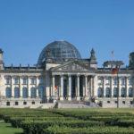 foto di nuovo parlamento tedesco