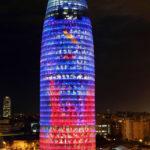 foto di Torre Agbar_Barcelona