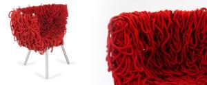 foto di vermelha chair by campana brothers