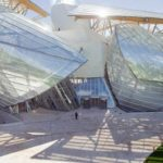 foto di Vuitton museum by Frank Gehry
