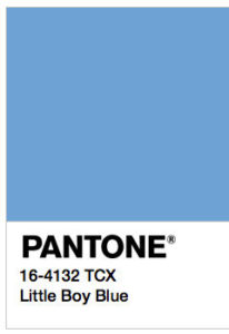 foto di Little Boy Blue Pantone 16-4132 tcx