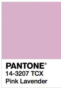 foto di Pink Lavender Pantone 14-3207 tcx