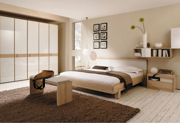 Feng shui in the interior design characteristics and materials
