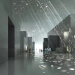 foto Louvre Abu Dhabi interno