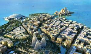 foto Isola di Saadiyat Abu Dhabi