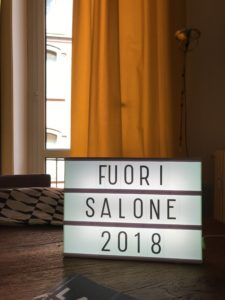 appartamento lago fuorisalone milano 2018