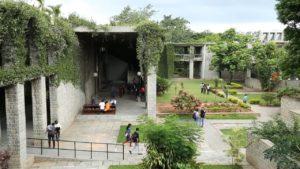 foto IIM Bangalore Balkrishna Doshi