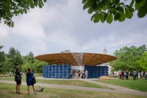 foto francis-kere-serpentine-pavilion 2