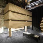 foto Biennale Architettura Venezia Padiglione Lussemburgo 2