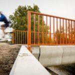 foto ponte stampato in 3d eindhoven
