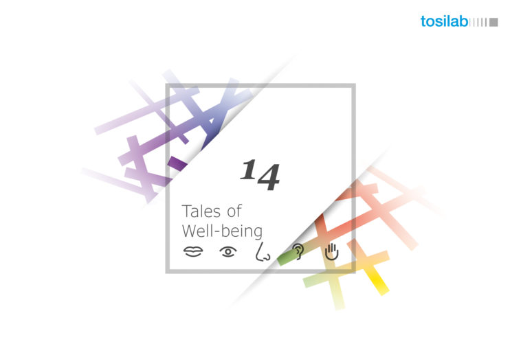 14 Tales of Well-being: Tosilab opens the doors of its showrooms