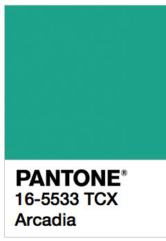 9754d62e5 Pantone has added to this selection 4 more colours, typical of the spring  season: