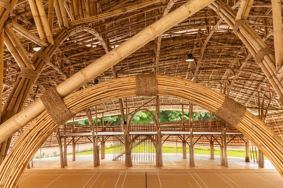 foto Bamboo Sports Hall_