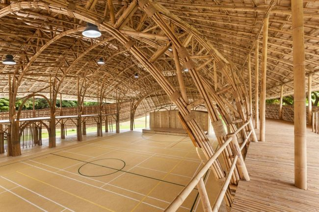foto Bamboo Sports Hall_2