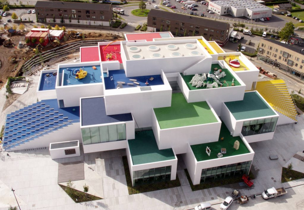 foto lego house BIG