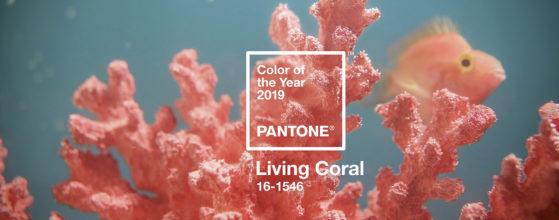 Pantone colore dell'anno 2019
