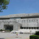 foto di Hunan Provincial Museum Arata Isozaki architetto
