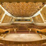 foto di Shanghai Symphony hall Arata Isozaki architetto