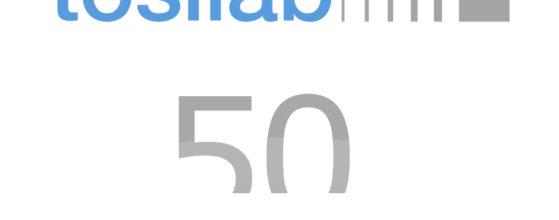 tosilab 50 anni