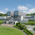 foto di kiyakyushu-municipal-museum Arata Isozaki architetto