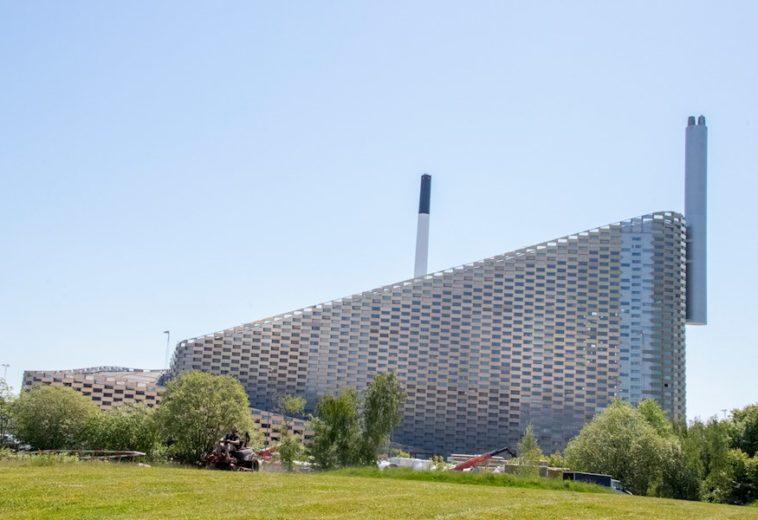 BIG - Amager Bakke, il termovalorizzatore