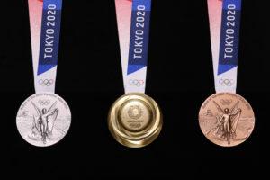 tokyo 2020 medaglie eco sostenibili Junichi Kawanishi
