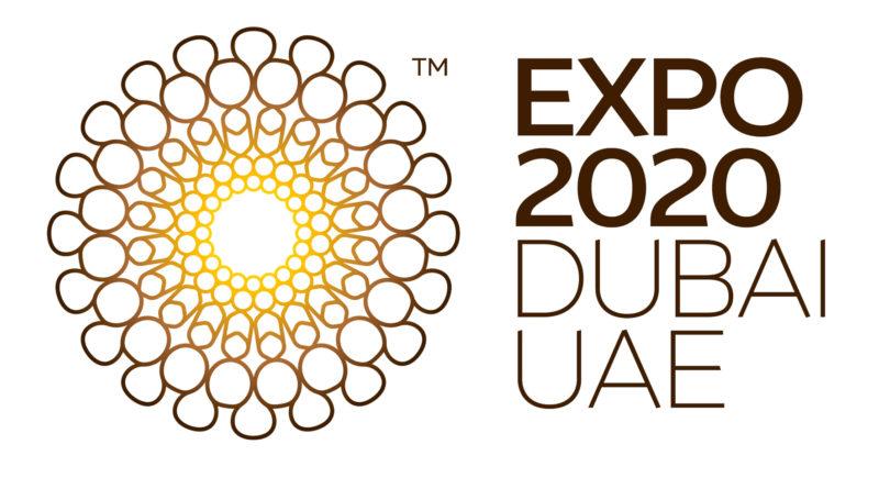 foto logo Expo Dubai 2020