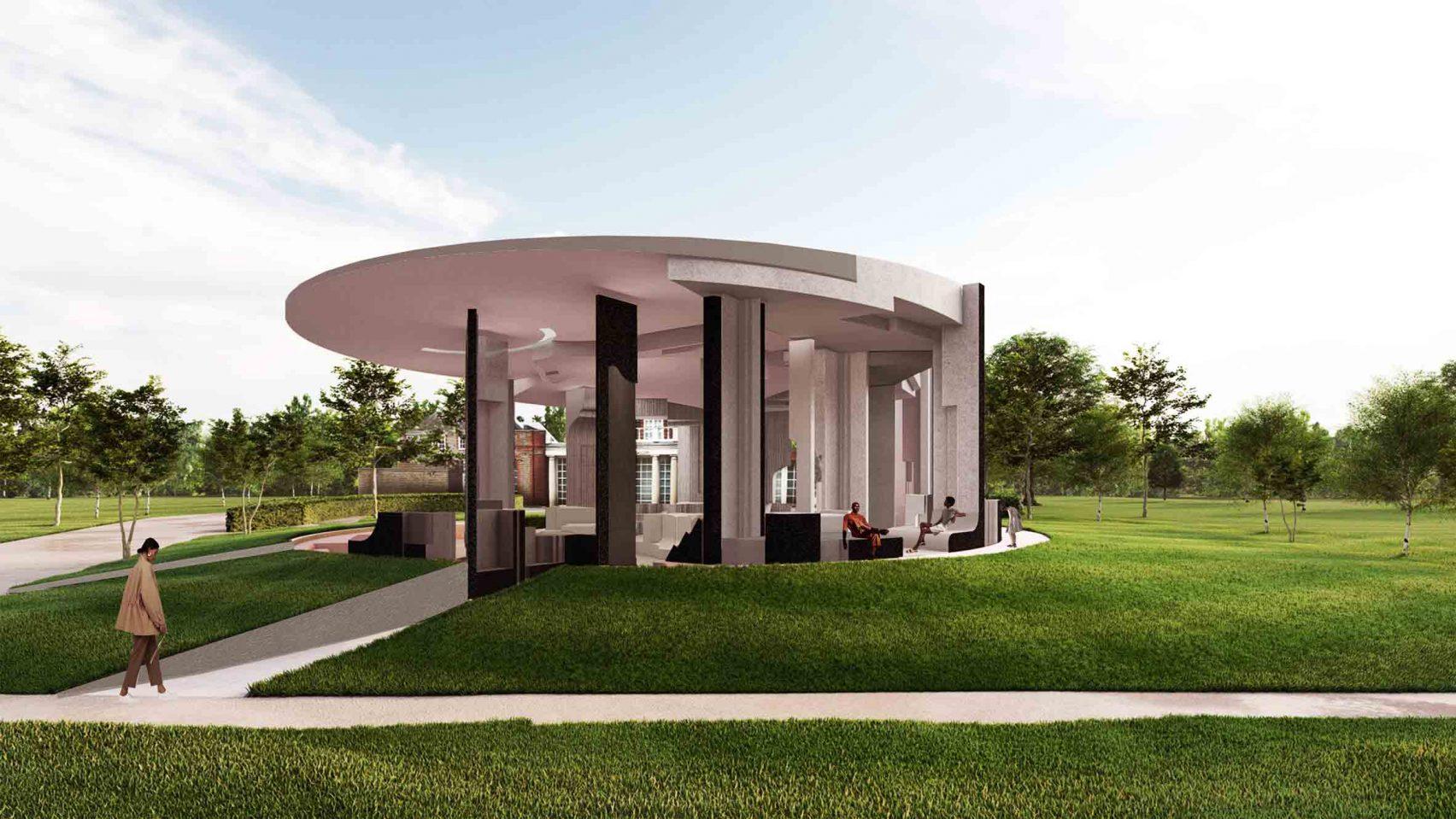 foto serpentine pavilion 2020 counterspace