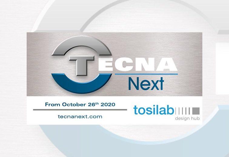 Tosilab approda su Tecna Next!